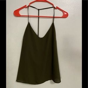 Forever 21 strappy tank